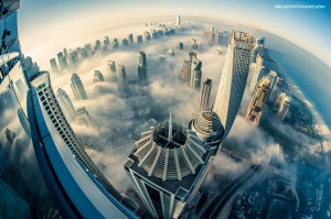 City Clouds by Sebastian Opitz - Creative Commons at http://500px.com/photo/16957661
