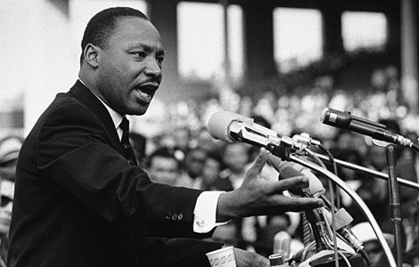 "King became famous for ""I Have a Dream"", not ""I Have a Plan""."